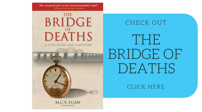 FEATURE BOOK: The Bridge of Deaths Revised Edition by M.C.V. Egan