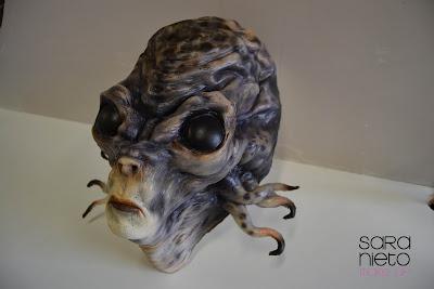 Cómo realizar paso a paso una máscara de látex (MASKMAKING)