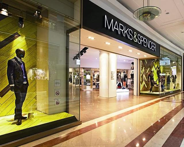 Marks & Spencer, Suria KLCC, entrance, shopping mall, kuala lumpur