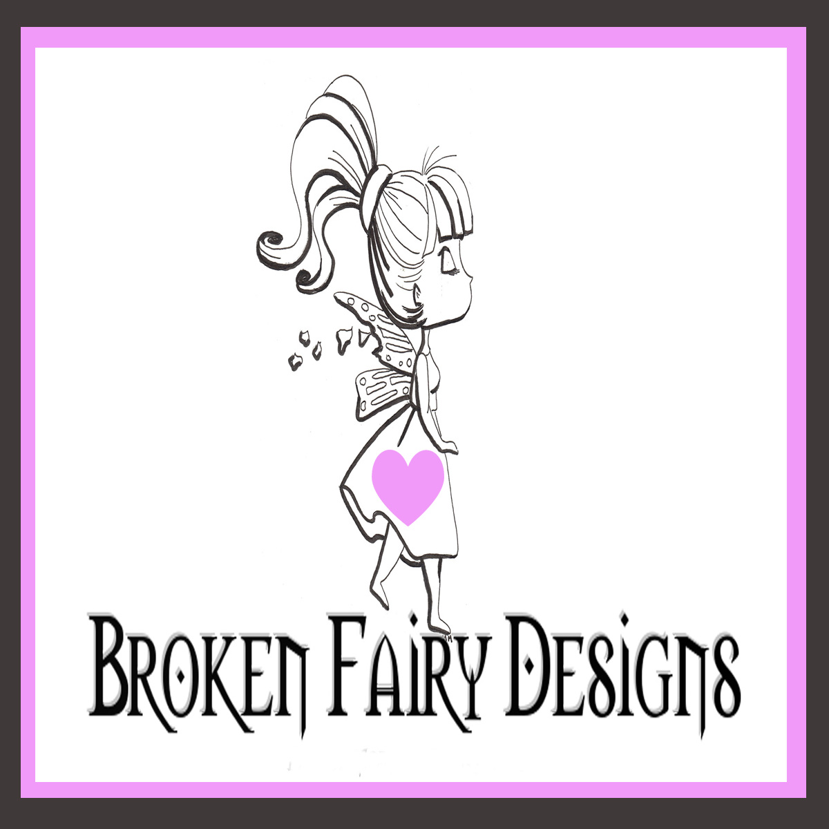 Broken Fairy Design
