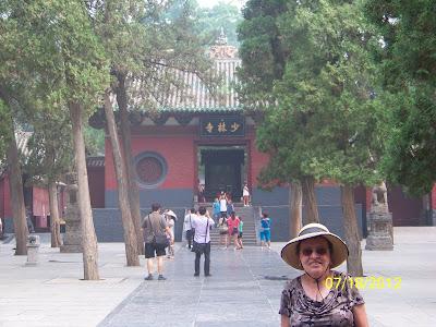 Petit temple Shaolin, là où tout a commencé