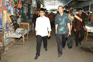 Mendag Thomas Lembong apresiasi konsep pasar pariwisata Banyuwangi.