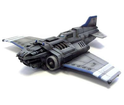 Thunderbolt model from Forge World