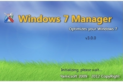 Windows 7 Manager Portable