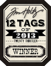 I won again on Tim's Tags!