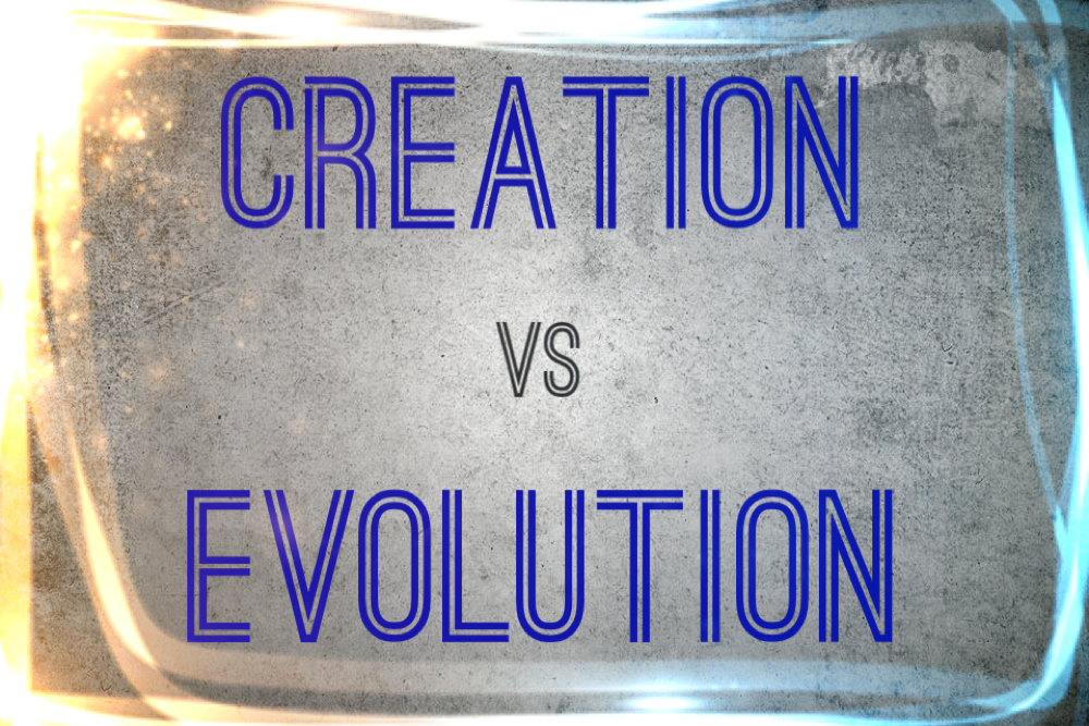 the evidence and claims for evolution and creation The evolution of creationism reality  their scientific claims were not  new lesson plans and standards are phony examples of evidence against evolution.