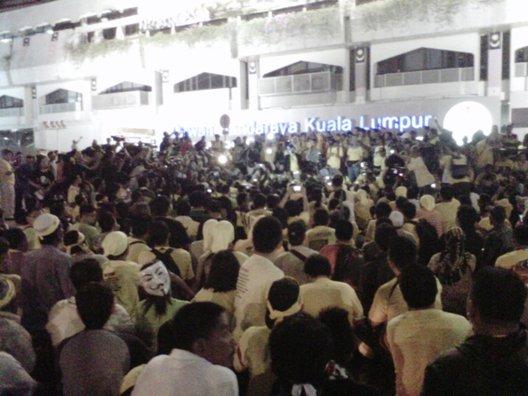 janji%2Bbersih9 Terkini: Himpunan Janji Bersih di Dataran Merdeka