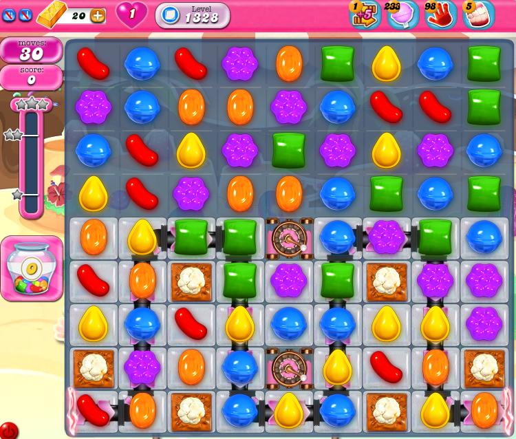 Candy Crush Saga 1328