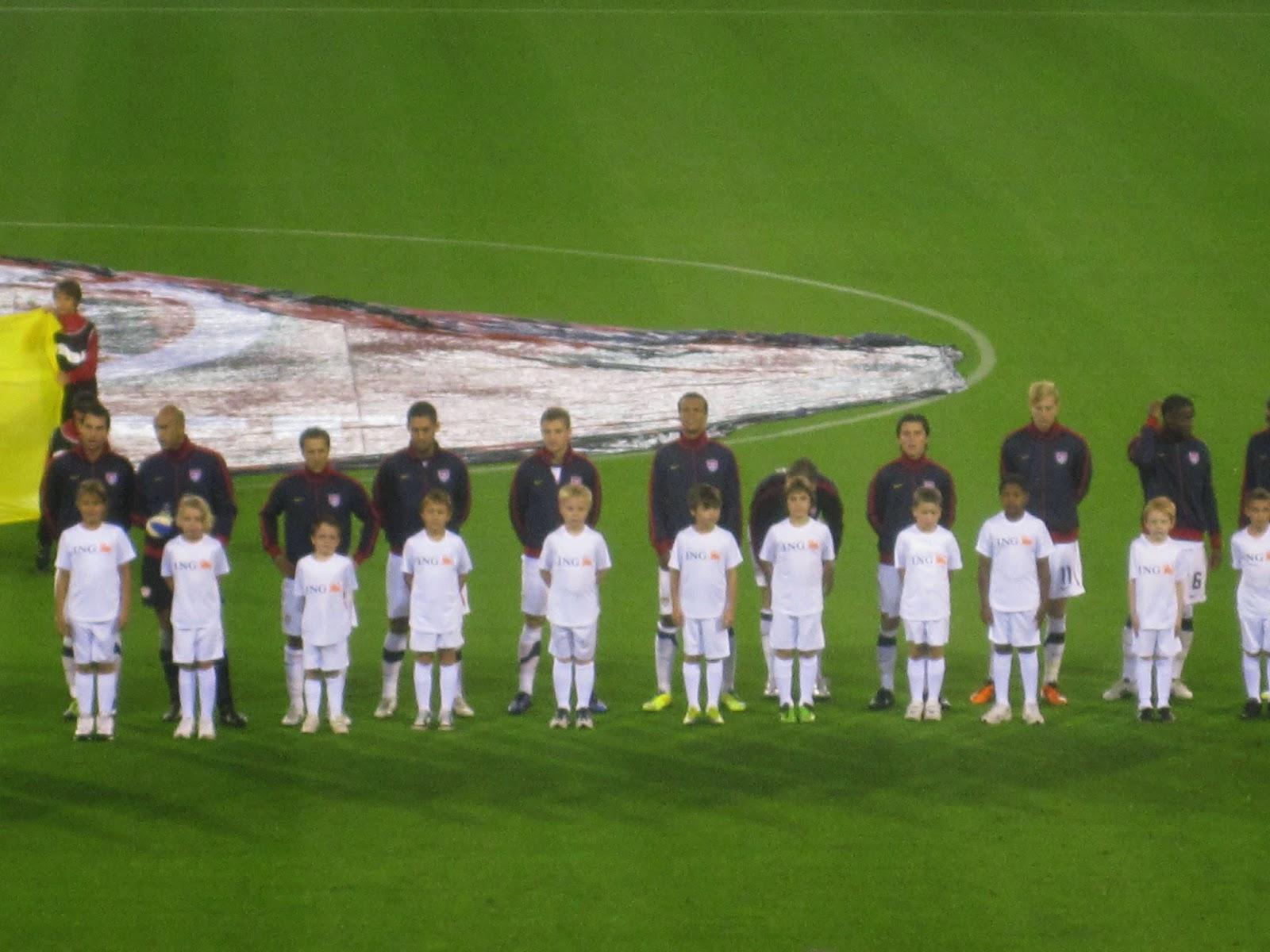 USA Squad