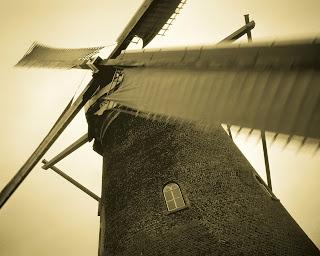 Windmill Wind Mystique HD Wallpaper
