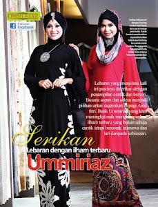 Saya di Majalah Keluarga Jul 2012