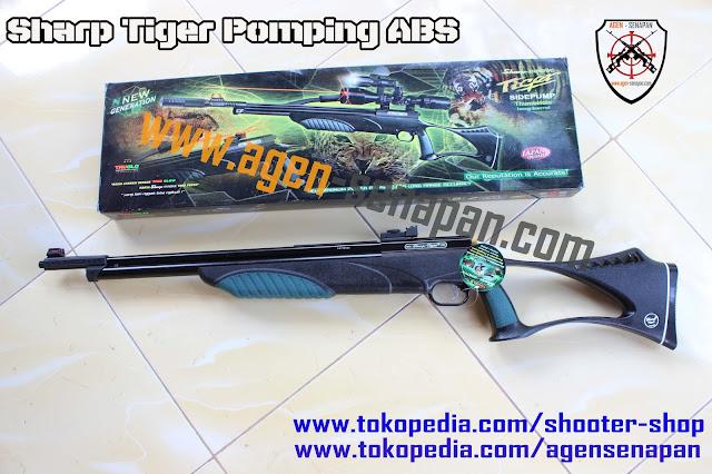 harga sharp tiger pomping abs, www.agen-senapan.com