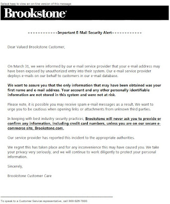 Click to view this Apr. 1, 2011 Brookstone email full-sized