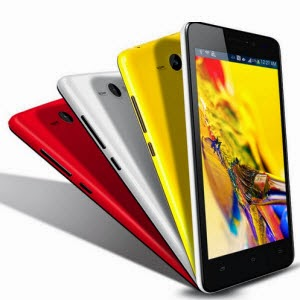 eBay: Buy Spice Mi-520N Mobile and FlipCover with 3 Back Panels at Rs.5299