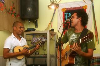 Carlinhos Pajeú e Dilson Nadir, Sexta na Cachaçaria