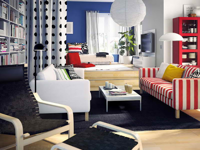 Ikea Living Room Chairs for a House Remodeling