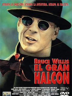 El gran halcón | 1991 | Hudson Hawk