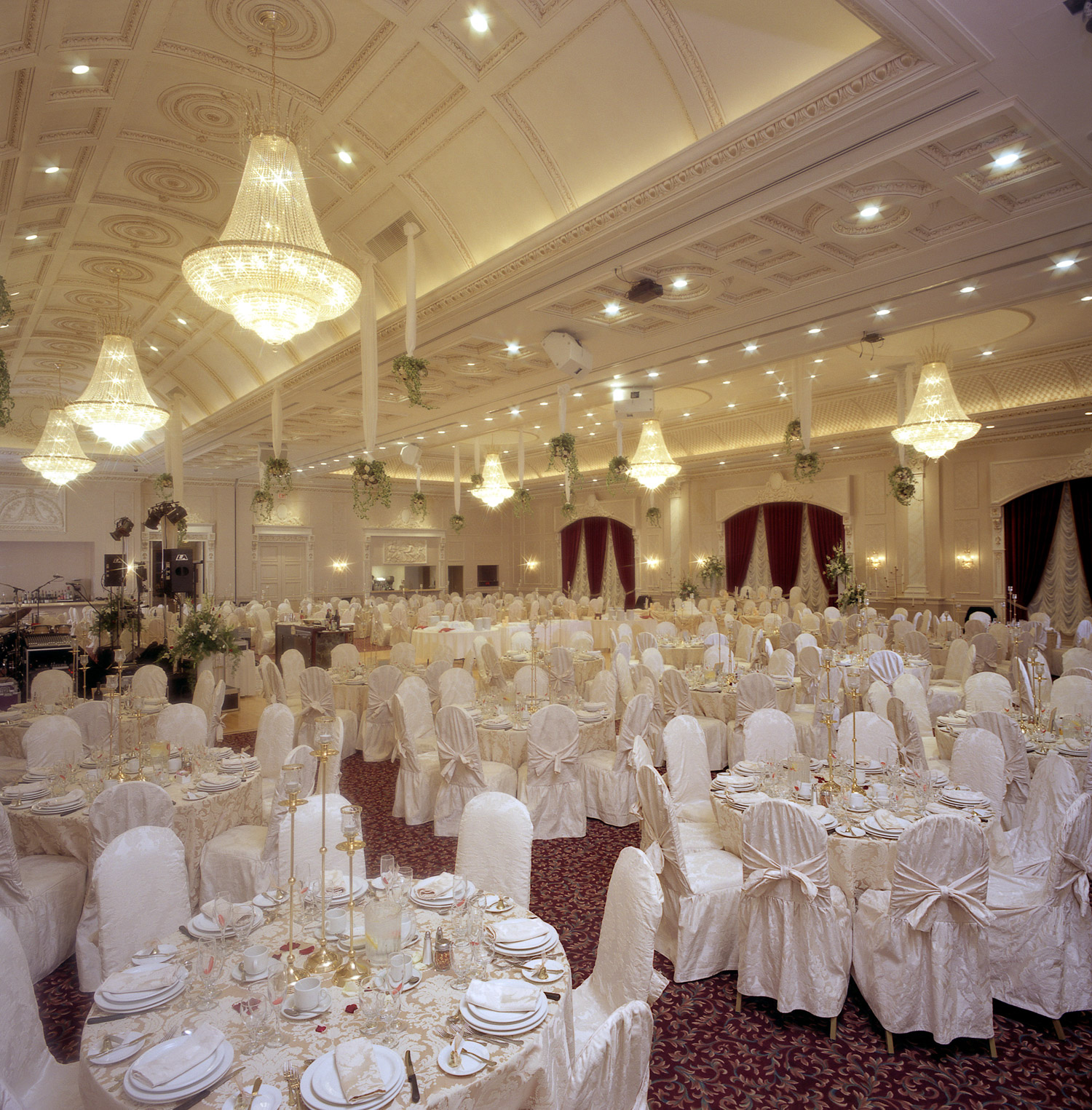 Ballrooms For Weddings