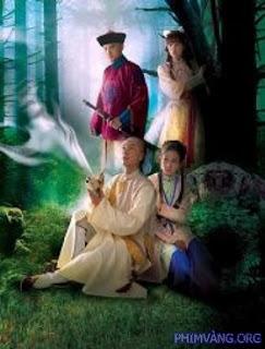 Bồ Tùng Linh - Ân Tình Hồ Ly - Ghost Writer