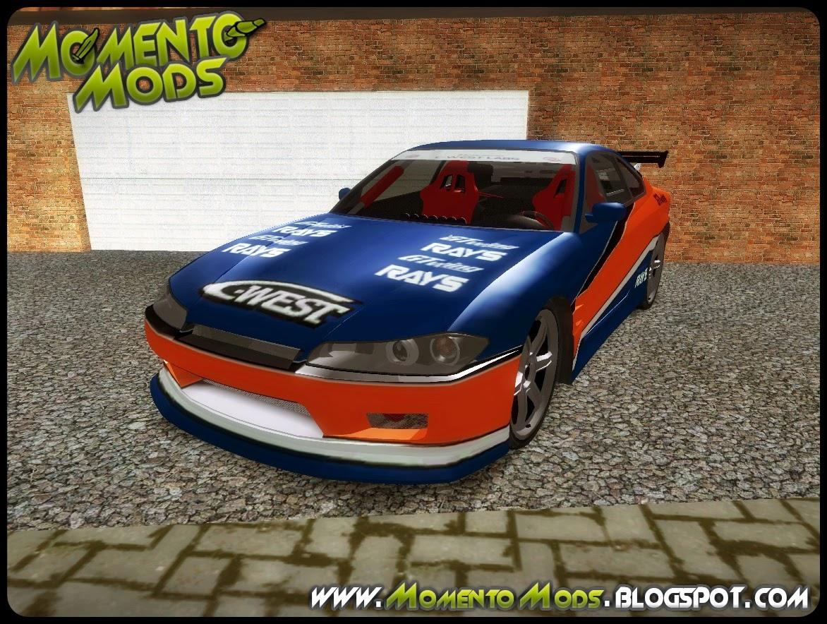 GTA SA - Nissan S15 Monalisa