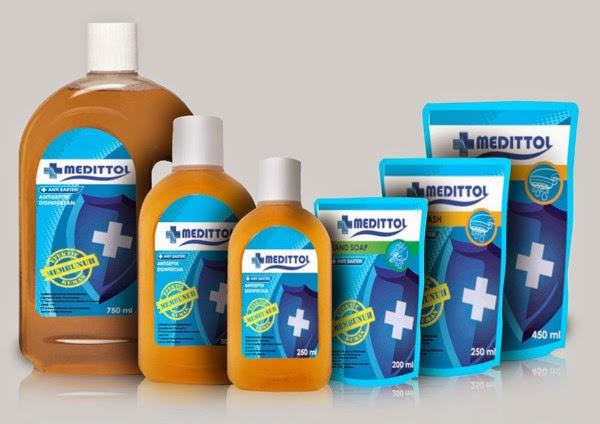 Casting produk kesehatan