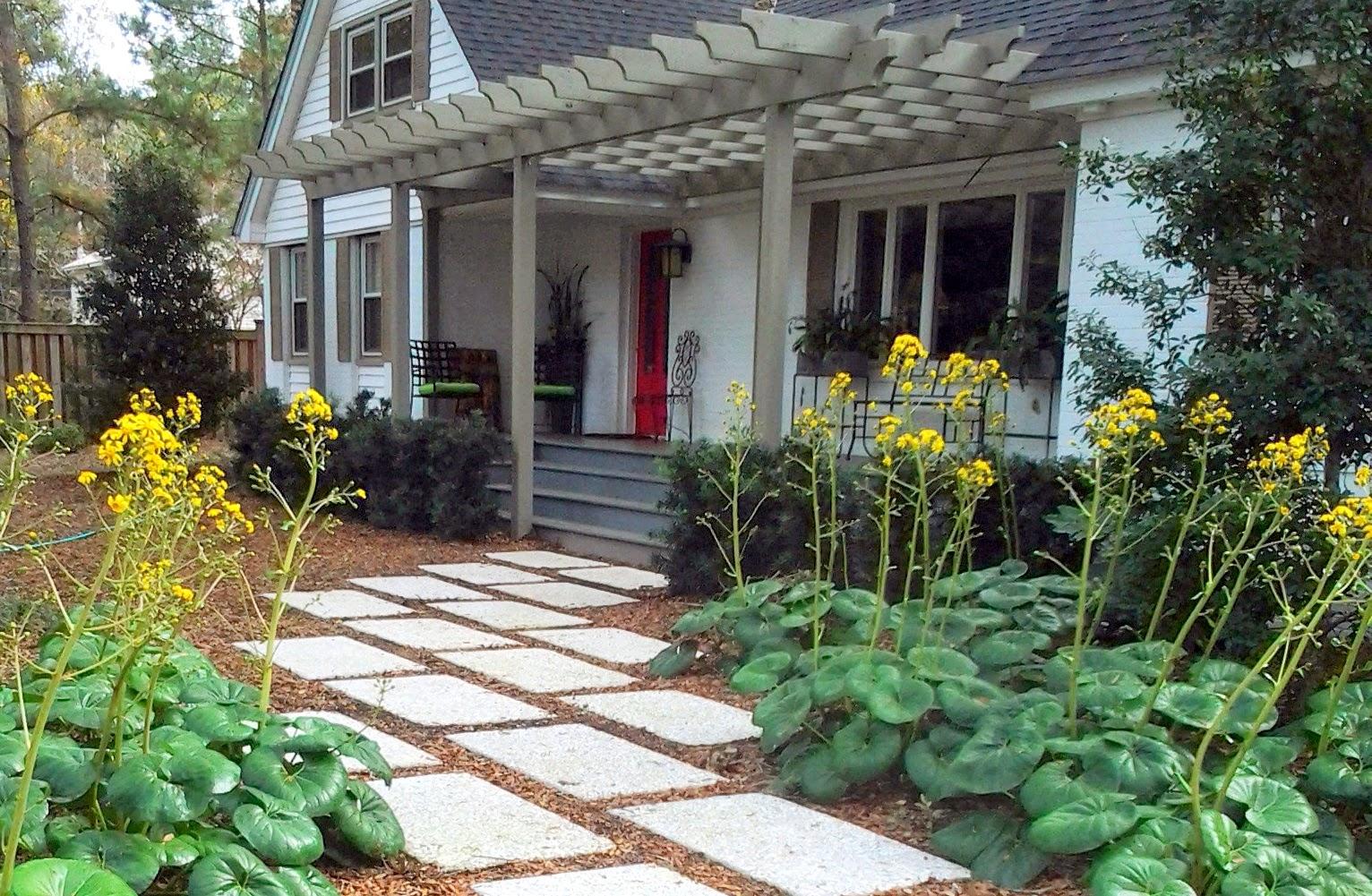 Charleston Woodland Garden On Clark Sound Garden Design