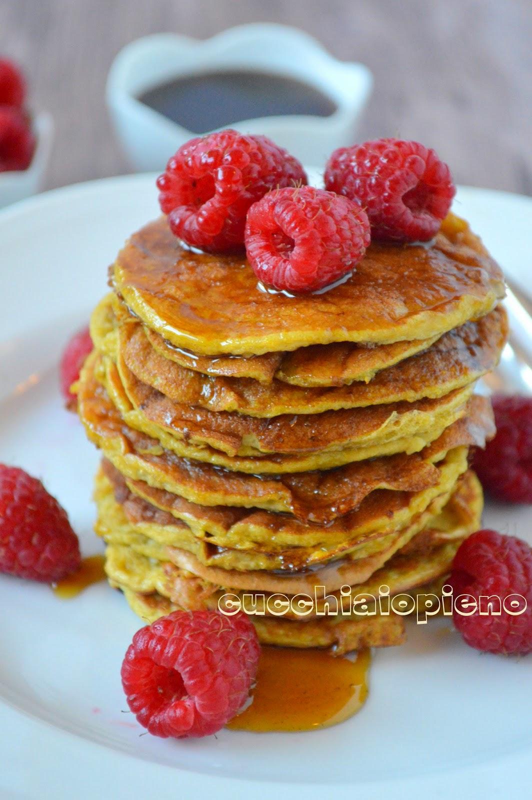 Pancake senza farinap
