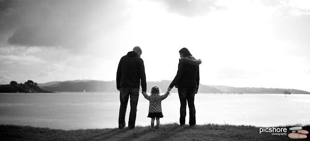 natural family portrait cornwall devon picshore photography