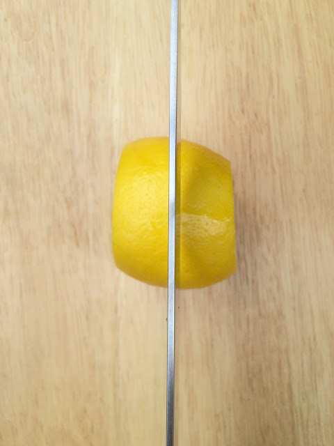 How to make a lemon twist | www.jacolynmurphy.com