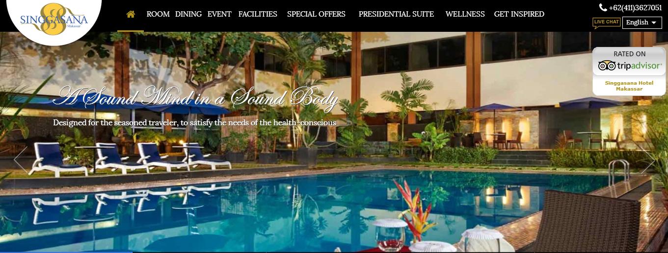 Singgasana Hotels Makassar