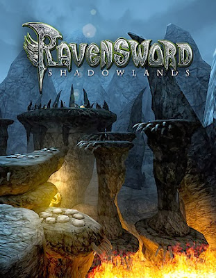 Ravensword Shadowlands PC Game Cover