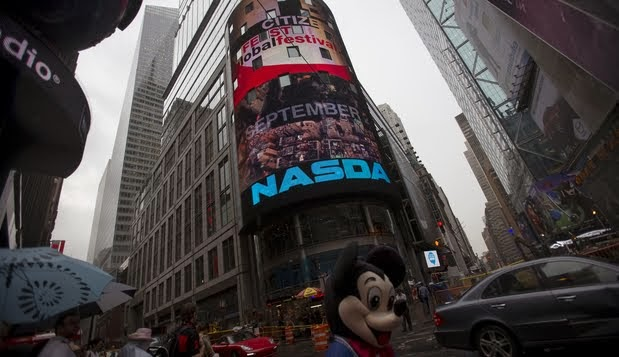 Nasdaq - Unusual Volume - Today