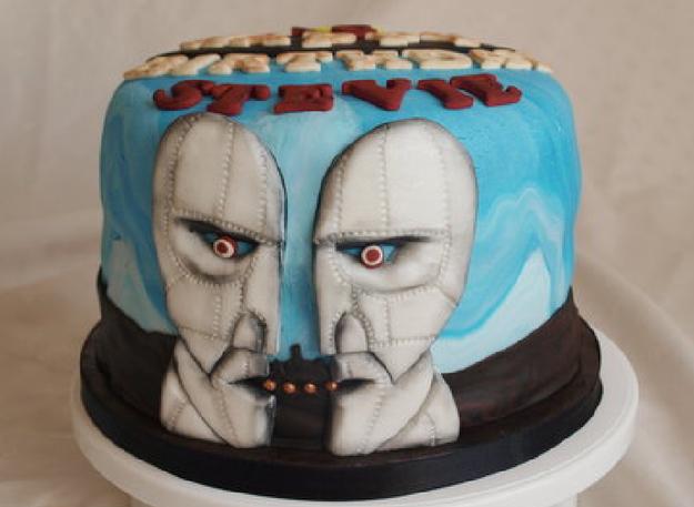 Os 30 bolos de aniversrio mais rock nroll que voc j viu bauhaus altavistaventures Gallery