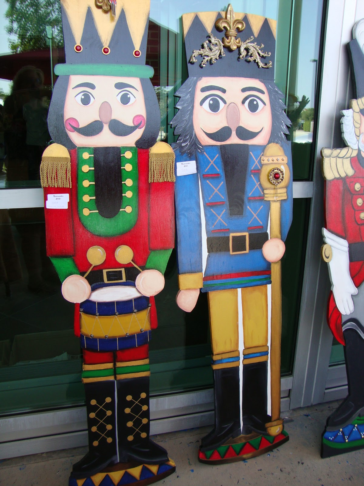 ... Gr8scraps Holiday Show Announcement For Nutcracker Outdoor Christmas  Decorations ...