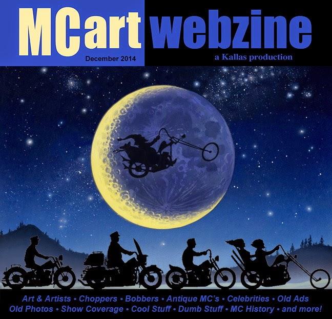MC Art/Motorcycle Art