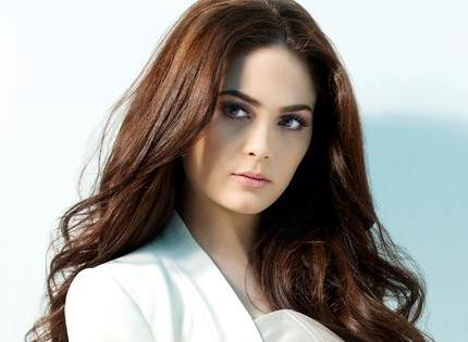 Kristine Hermosa Raring for a Showbiz Comeback