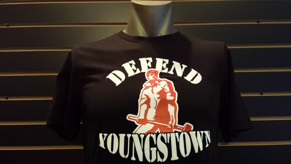 Defend Youngstown - Laborer