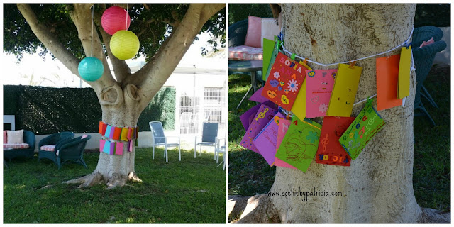 So chic by Patricia_árbol de tarjetas