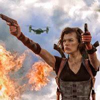 Resident Evil 6 pode ser o último filme da franquia