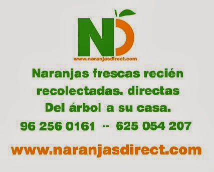 COMPRA NARANJAS DE VALENCIA
