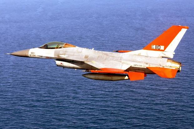 Boeing QF-16. PROKIMAL ONLINE Kotabumi Lampung Utara