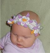 Columbine Headband