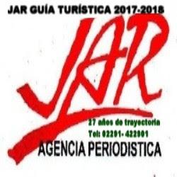 JAR GUÍA TURÍSTICA 2015 DE GRAL. ALVARADO