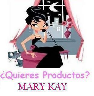 Querés comprar productos Mary Kay?