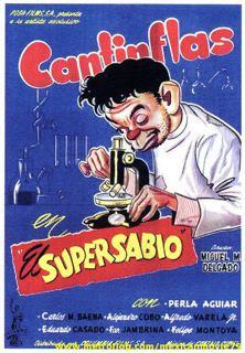 descargar Cantinflas: El Supersabio – DVDRIP LATINO