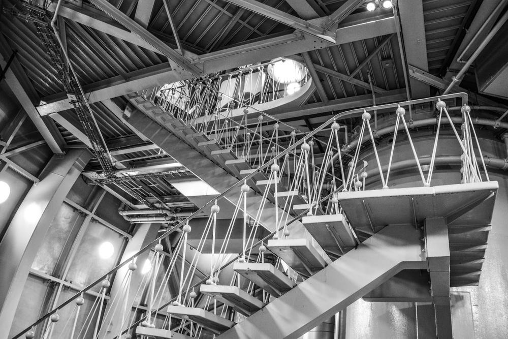 inside Atomium