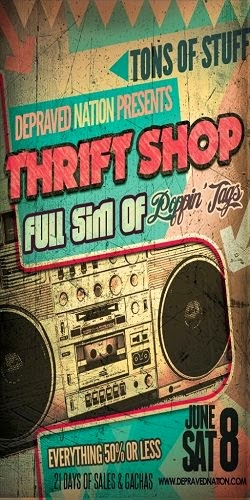 The Thrift Shop