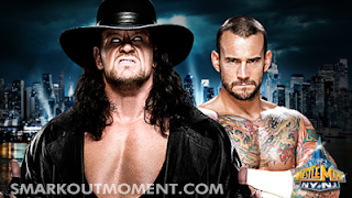 Watch WWE WrestleMania XXIX Undertaker vs CM Punk Online Match