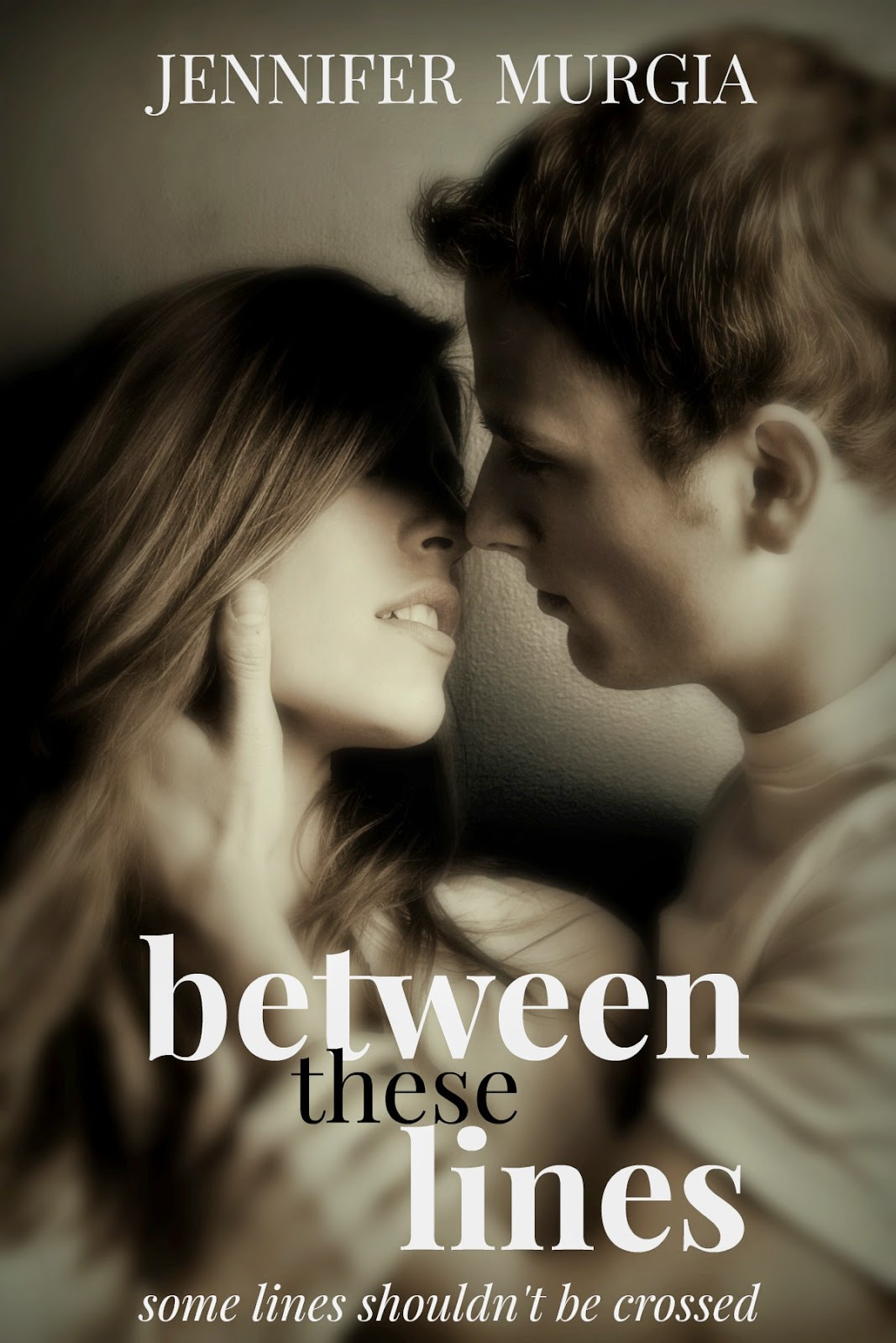 BETWEEN THESE LINES is only .99 cents!
