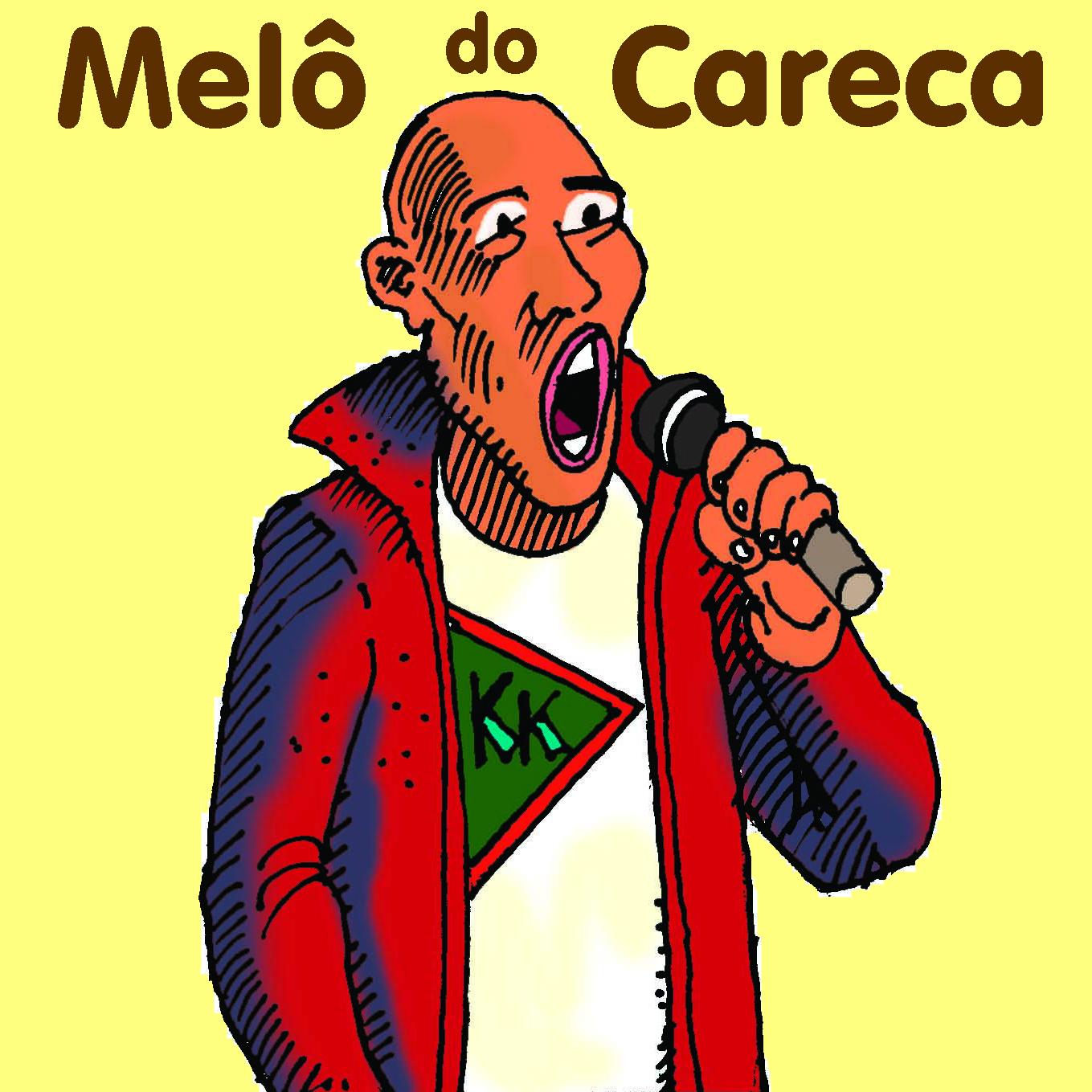 KANARINHO KID - MELÔ DO CARECA